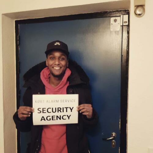 Alarm, Overvågning og Vagtordning